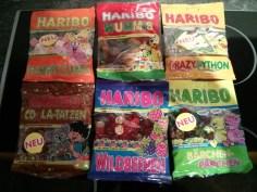 Neue Haribo Sorten