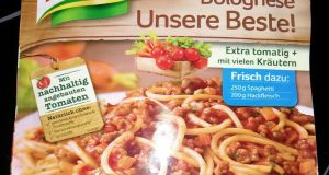 Knorr Fix Bolognese Unsere Beste! 5