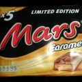 Mars Caramel 1
