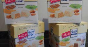 Ritter Sport Schokowürfel weiss 1