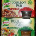 KNORR Bouillon Pur 1
