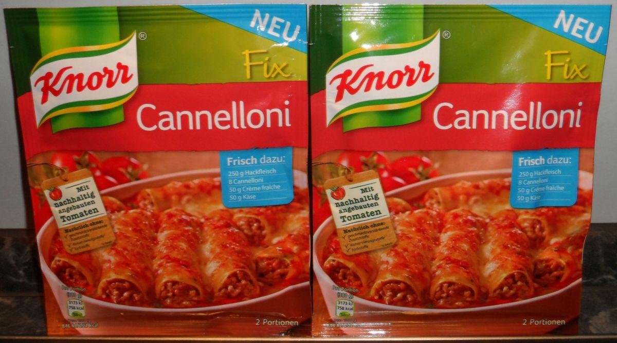 KNORR Fix für Cannelloni