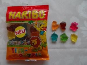 HARIBO Tier-Puzzle