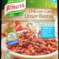KNORR Fix Chili con Carne Unser Bestes! 1