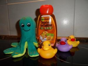 Garnier Wahre Schätze Kinder-Shampoo 2-in-1 (5)