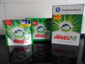 Ariel 3-in-1 Pods (15)