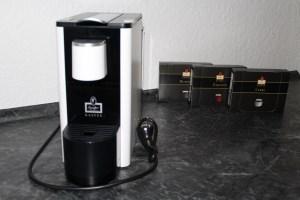 Leysieffer Kaffeekapselmaschine