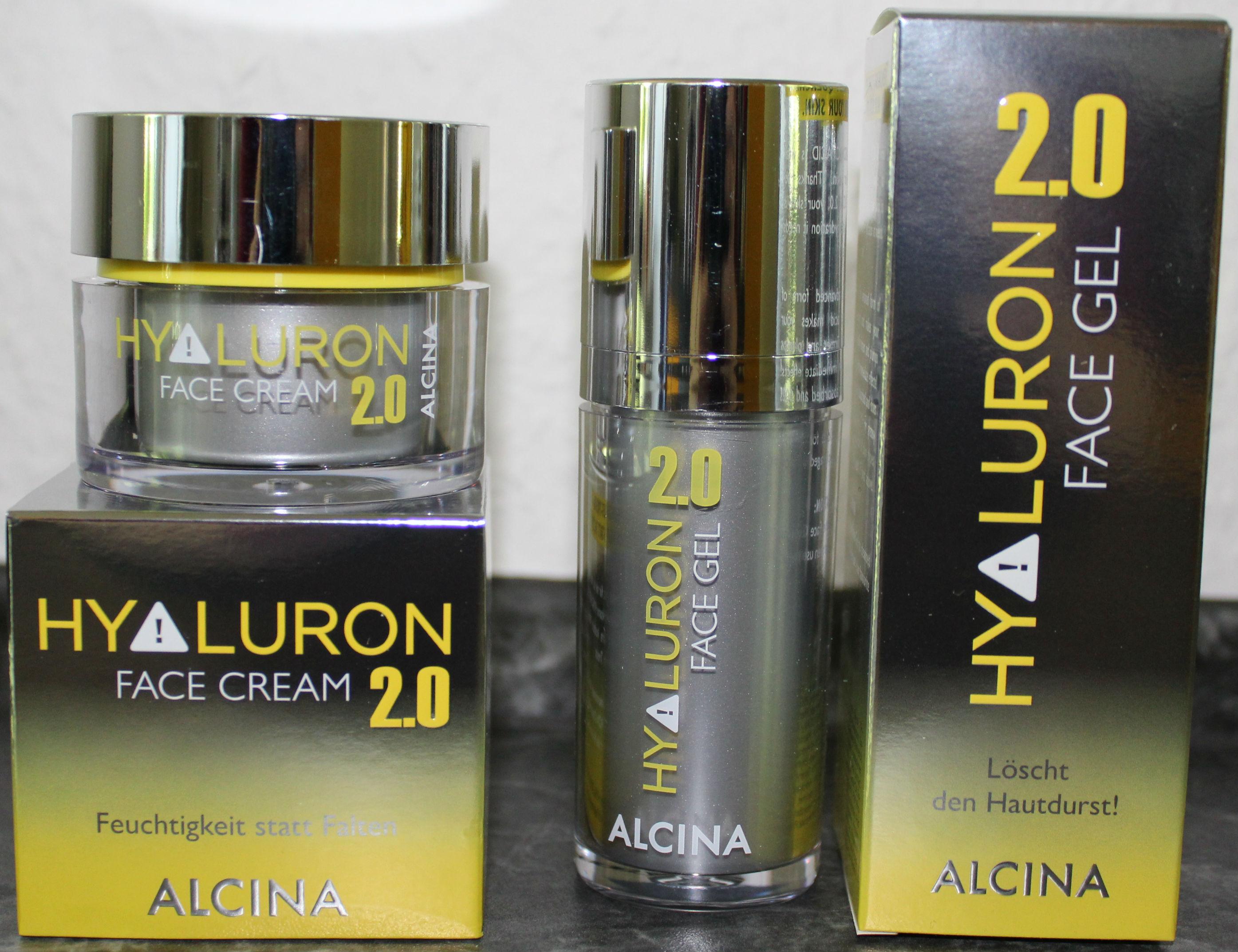 Hyaluron 20 Pflege Von Alcina Im Test Testeritis