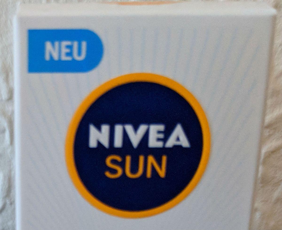 NIVEA SUN Gesicht mattierende Creme LSF50