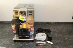 Philips Kaffeevollautomat 5000 mit LatteGo (EP5335/10)