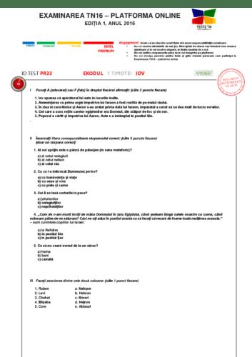 TEST PR33
