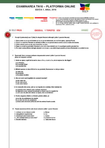 TEST PR35