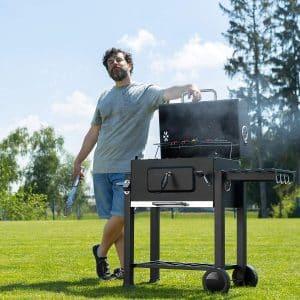 quel barbecue charbon choisir pour