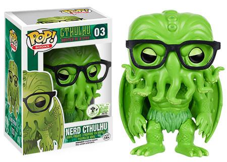 Pop! Books: HP Lovecraft - Nerd Cthulhu - Limitiert auf 300 Stück