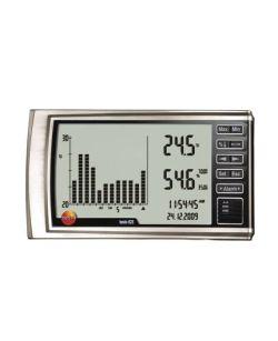 Testo 623 termohigrometras