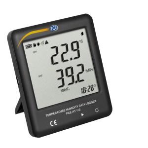 Oro drėgmės matavimo prietaisas PCE HT 112