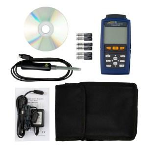 Elektromagnetinio lauko matuoklis PCE MFM 3500
