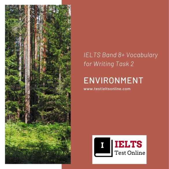 IELTS Band 8+ Vocabulary for Writing Task 2 - Topic Crime & Punishment (1)