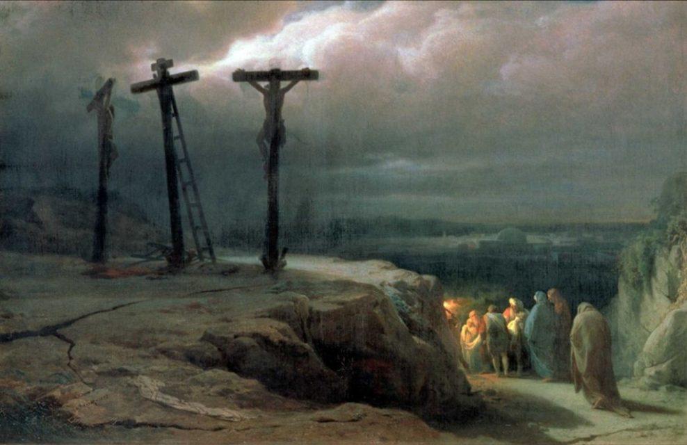 El llamado de Jesús – Toma tu cruz y sígueme