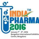 Auriga Research & Arbro Pharmaceuticals are Exhibiting at INDIA PHARMA 2016