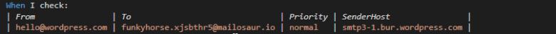 "SpecFlow feature - Metoda ""I check"""