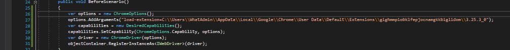 Dodawanie interesującego nas pluginu na przykładzie AdBlocka
