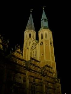 Braunschweig bei Nacht, St. Katharinenkirche