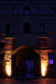Das Salzstadel - beherbergt die Stadtbibliothek sowie einen Veranstaltungssaal