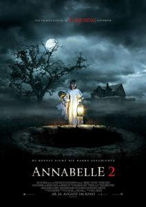 """Poster zum Film """"Annabelle 2"""""""