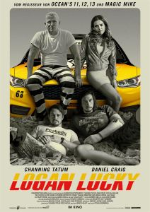 "Poster zum Film ""Logan Lucky"" (2017)"