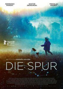 """Poster zum Film """"Die Spur"""""""