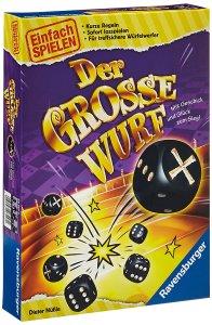 """Gesellschaftsspiel """"Der große Wurf"""""""