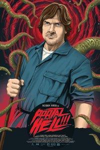"Poster zum Kurzfilm ""Portal to Hell"""