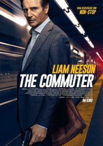 """Poster zum Film """"The Commuter"""""""