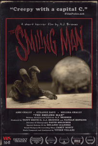 "Poster zum Kurzfilm ""The Smiling Man"""