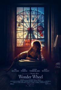 "Poster zum Film ""Wonder Wheel"""