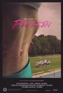 """Poster zum Kurzfilm """"Pigskin"""""""