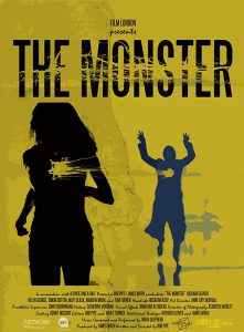 "Poster zum Kurzfilm ""The Monster"""