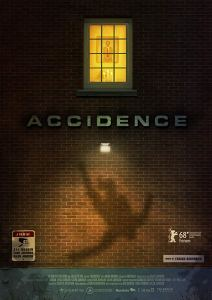 "Poster des Kurzfilms ""Accidence"""