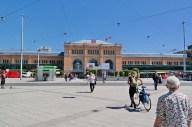 Der Hauptbahnhof Hannovers