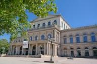 Die Staatsoper Hannover im Farbfülle-Modus