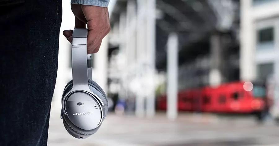 Auriculares inalámbricos con cancelación de ruido Bose QuietComfort 35 II con Alexa integrada de Amazon (2)