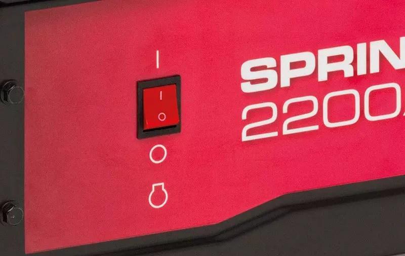 Briggs & Stratton - grupo electrógeno portátil de gasolina SPRINT 2200A