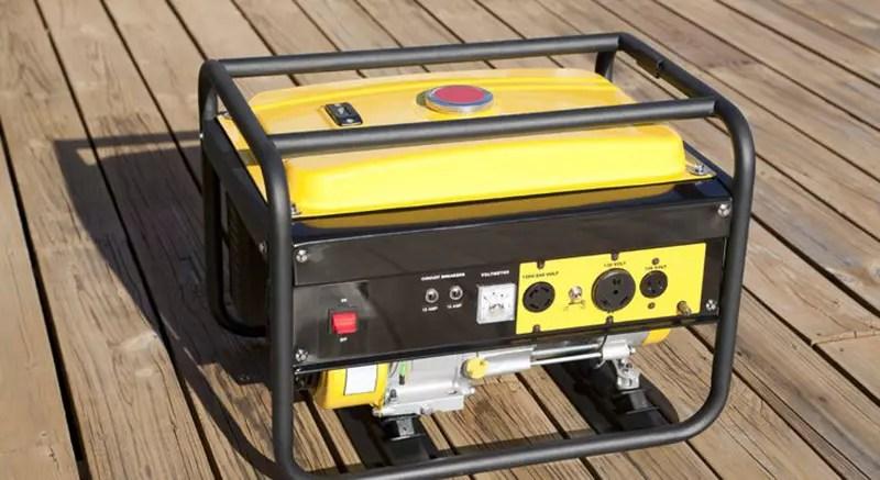 ¿Qué gasolina poner en su generador?
