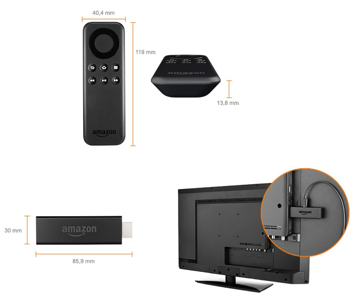 Test du Fire TV Stick Basic Edition