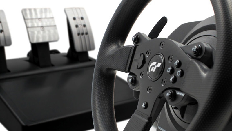 Volant T300RS GT EditionThrustmaster