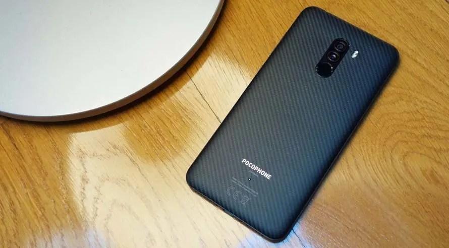 Xiaomi Pocophone F1 Desbloqueado Smartphone 4G
