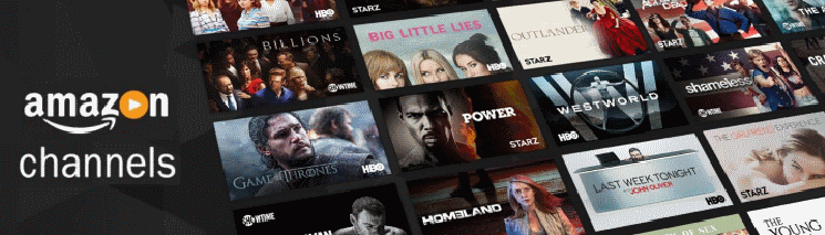 MON Avis sur l'offre Amazon Prime Video Channels