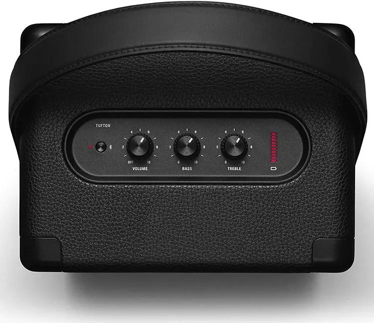 Test et Avis de l'enceinte Marshall Tufton Enceinte Portable Bluetooth Étanche IPX2