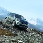 Land Rover Discovery Sport - Down Hill